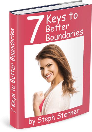 7 keys to better boundaries book cover